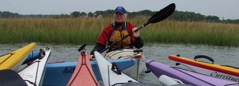Teaching On-water Skills, Connetquot River, Long Island, NY